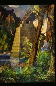 Richard Estell, Divers, 2001, oil on canvas