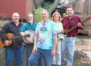 Come here Beaufort play improvisational folk rock at Community Arts Center's inaugural Tie-Dye Music Festival on Saturday, July 13th at 414 Plush Mill Road, Wallingford, PA.